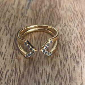 { Elizabeth and James } Kuril Ring